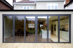aluminium bifolding doors to your specification