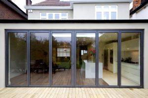 aluminium bifolding doors to your specification