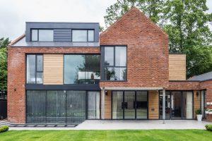 aluminium bifolds for architects