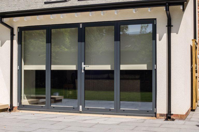 aluminium bifolding doors specification