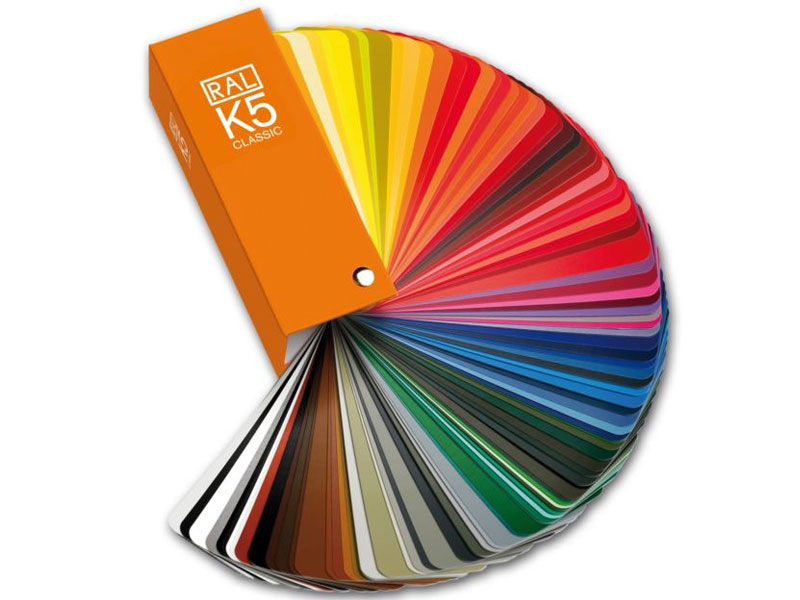 RAL colours to your specification