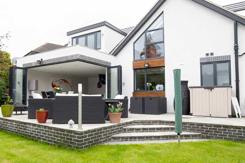 bifolds from NOW transform any property
